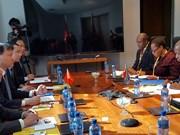 Troisième session du Comité mixte du Commerce Vietnam - Afrique du Sud