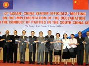 Réunion des hauts officiels ASEAN-Chine à Ha Long