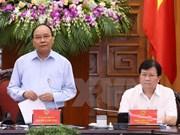 Le Premier ministre engage Trà Vinh à intensifier sa restructuration économique