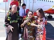 Vietjet ouvre une ligne entre Hô Chi Minh-Ville et Tainan