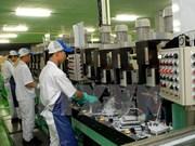 Hanoi : l'indice de développement industriel en hausse de 7,7%