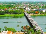 Hue remporte le titre de ville verte nationale 2016