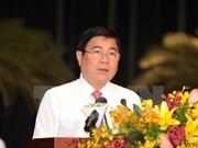 Nguyen Thanh Phong réélu président du Comité populaire de Ho Chi Minh-Ville