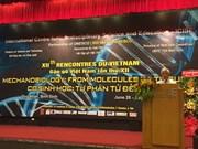Des Prix Nobel au Vietnam pour le futur de la science