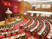 Ouverture du 3e Plénum du Comité central du Parti du 12e mandat