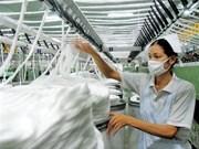 Les technologies allemandes et le textile vietnamien