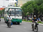 La KfW soutient un projet de bus à faibles émissions de carbone au Vietnam