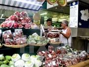 Les fruits vietnamiens présentés en R. tchèque