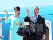Le PM achève sa visite officielle en Mongolie et sa participation à l'ASEM 11