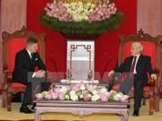 Le Vietnam souhaite promouvoir ses relations avec la Slovaquie