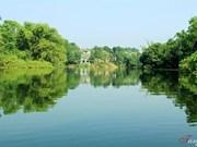 Le lac d'Ao Châu, une baie de Ha Long en petit format