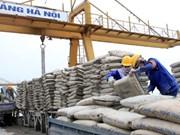 Plus de 177 milliards de dollars de chiffre d'affaires d'import-export depuis le début de l'année