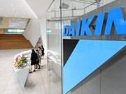 Daikin investit plus de 96 millions de dollars au Vietnam