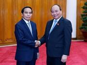 Vietnam et Laos intensifient leur coopération dans l'inspection