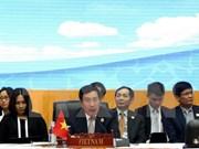 Les conférences ASEAN+1 discutent de la Mer Orientale