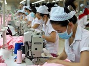 1er semestre: le textile-habillement en tête des produits vietnamiens exportés au Japon