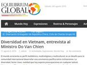Ethnies minoritaires: La presse argentine souligne les succès du Vietnam