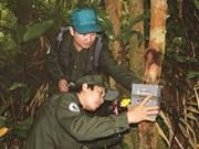 Le garde-forestier et le sao la, une légende moderne