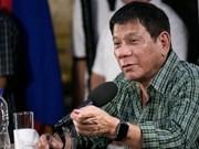 Le président philippin renforce la campagne anti-drogue