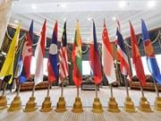 Cérémonie de lever du drapeau de l'ASEAN au Cambodge