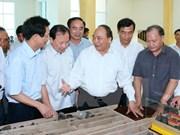 Thai Binh exhortée à intensifier la transmutation de la structure agricole
