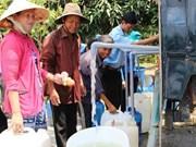 Pour que toute la population vietnamienne ait accès à l'eau potable en 2025
