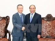 Le Vietnam favorisera les groupes sud-coréens