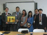 Une délégation du PCV en visite de travail au Royaume-Uni