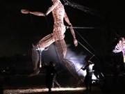 L'art des marionnettes françaises présenté au Vietnam