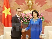 Nguyen Thi Kim Ngan reçoit les ambassadeurs néo-zélandais et philippin