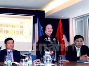 L'ex-vice-présidente Truong My Hoa en visite en République tchèque