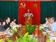 La JICA exhorte Dong Nai à exproprier des terrains pour deux projets