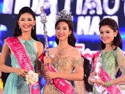 Do My Linh sacrée Miss Vietnam 2016