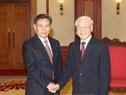Vietnam et Laos renforcent leur coopération dans les affaires ethniques