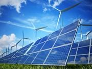 Prorogation des accords de financement pour le projet de développement des énergies renouvelables