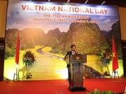 La Fête nationale du Vietnam célébrée dans de nombreux pays