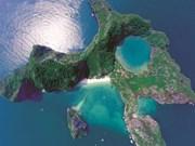 Quang Ninh : Escale à l'île de l'Œil du dragon