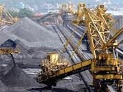 Développement de l'industrie charbonnière