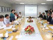 La présidente de l'Assemblée nationale en tournée à Bà Ria-Vung Tàu