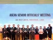 De hauts officiels de l'ASEAN se réunissent pour préparer des sommets