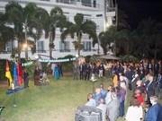 Célébration de la Fête nationale en Allemagne, au Mexique et au Mozambique