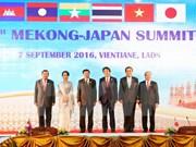 Le Premier ministre Nguyên Xuân Phuc au 8e Sommet Mékong-Japon