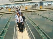 Prorogation d'un projet pour l'alimentation en eau à Ho Chi Minh-Ville
