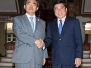 Ho Chi Minh-Ville et la préfecture japonaise d'Aichi renforcent leurs relations