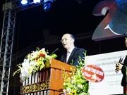 Célébration du 20e anniversaire de la délégation Wallonie-Bruxelles au Vietnam