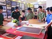 L'exposition sur Hoang Sa et Truong Sa à Hanoi et à Quang Binh
