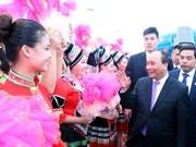 Le Premier ministre Nguyen Xuan Phuc termine sa visite en Chine