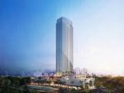 Mise en chantier d'un complexe commercial et hôtelier à Hai Phong