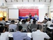 Vietnam et Laos scellent une coopération dans l'information