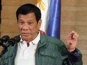 Les Philippines souhaitent resserrer ses relations avec la Chine et la Russie